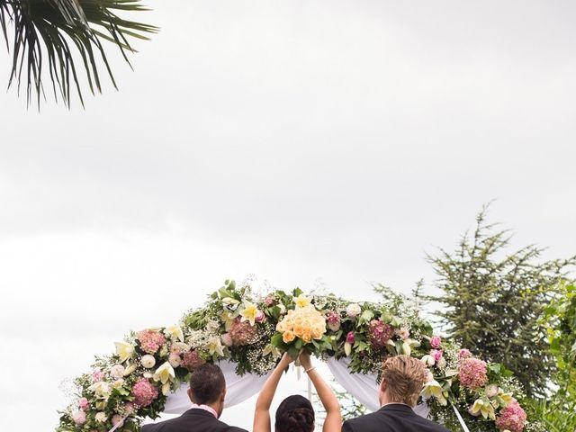 Le mariage de Kris et Anna à Éze, Alpes-Maritimes 15