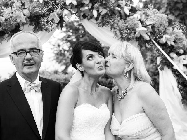 Le mariage de Kris et Anna à Éze, Alpes-Maritimes 16