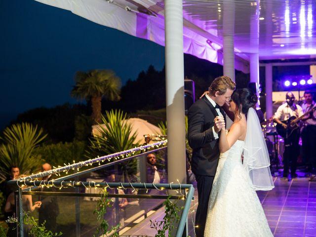 Le mariage de Kris et Anna à Éze, Alpes-Maritimes 23