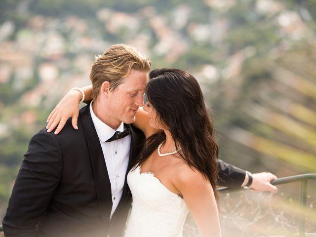 Le mariage de Kris et Anna à Éze, Alpes-Maritimes 27