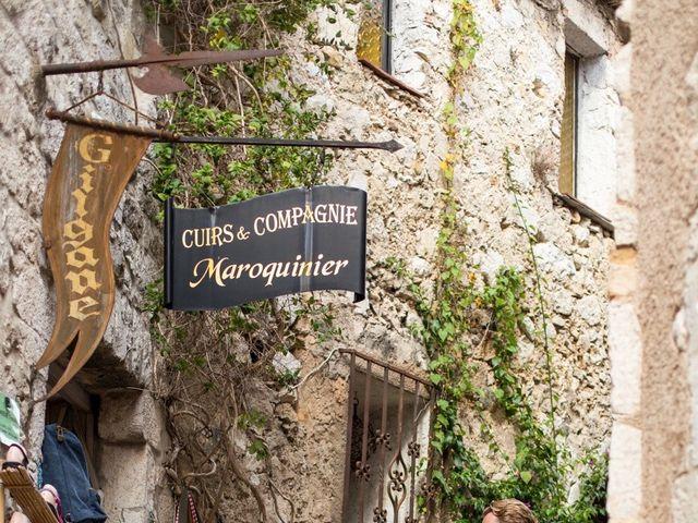 Le mariage de Kris et Anna à Éze, Alpes-Maritimes 29