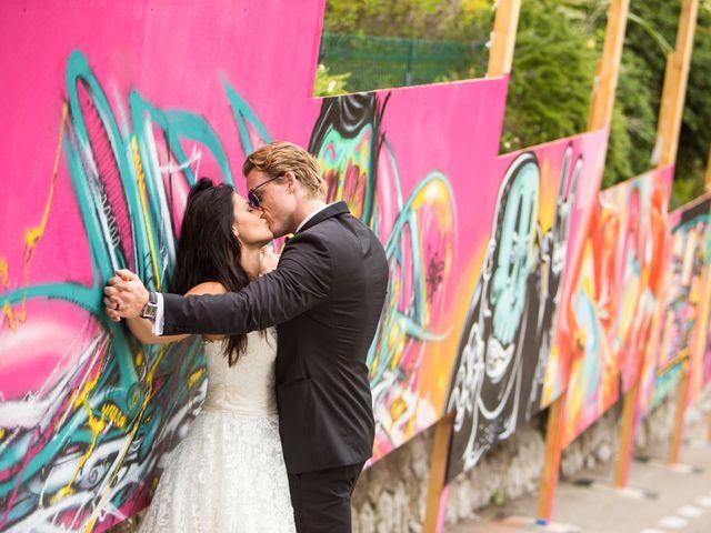 Le mariage de Kris et Anna à Éze, Alpes-Maritimes 32