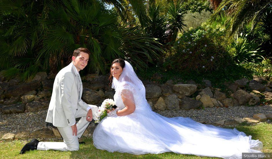 Le mariage de Cédric et Aurélie à Carcassonne, Aude