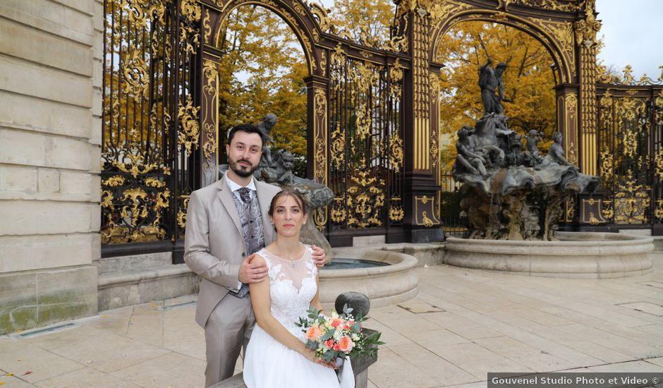 Le mariage de Amaury et Caroline à Nancy, Meurthe-et-Moselle