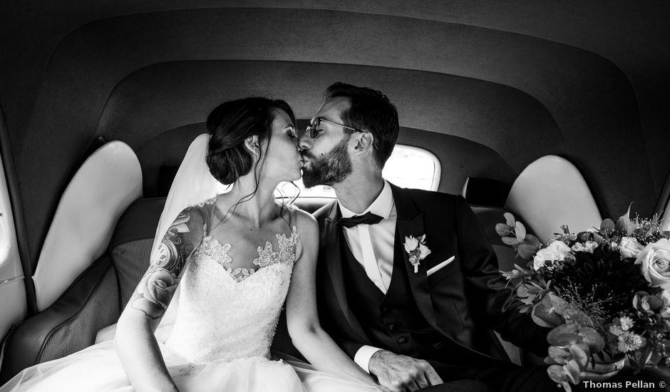 Le mariage de Sebastien et Eva à Saint-Pierre-de-Plesguen, Ille et Vilaine