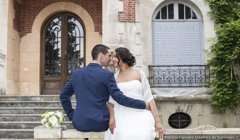 Le mariage de Brice et Isabelle à Vaires-sur-Marne, Seine-et-Marne