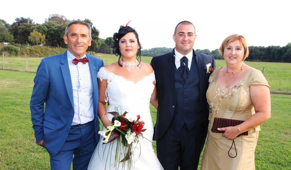 Le mariage de Sébastien  et Aurélie  à Fos-sur-Mer, Bouches-du-Rhône