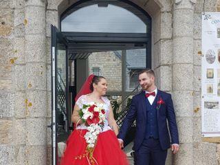 Le mariage de Justine et Jean-Baptiste   2