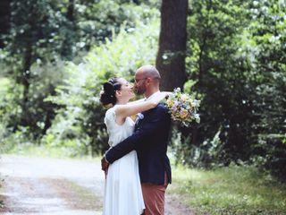 Le mariage de Adeline et Florian