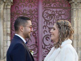 Le mariage de Pauline et Farouk 1