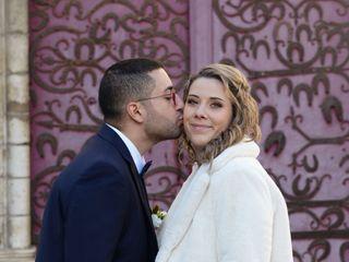 Le mariage de Pauline et Farouk 2