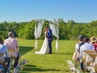Le mariage de Joanne et Thomas