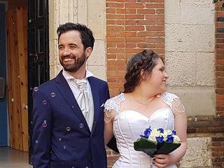 Le mariage de Henrik et Maureen 1