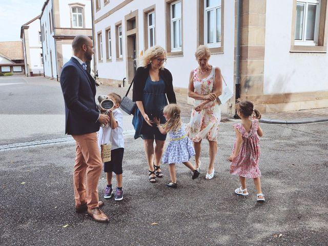 Le mariage de Florian et Adeline à Geispolsheim, Bas Rhin 2