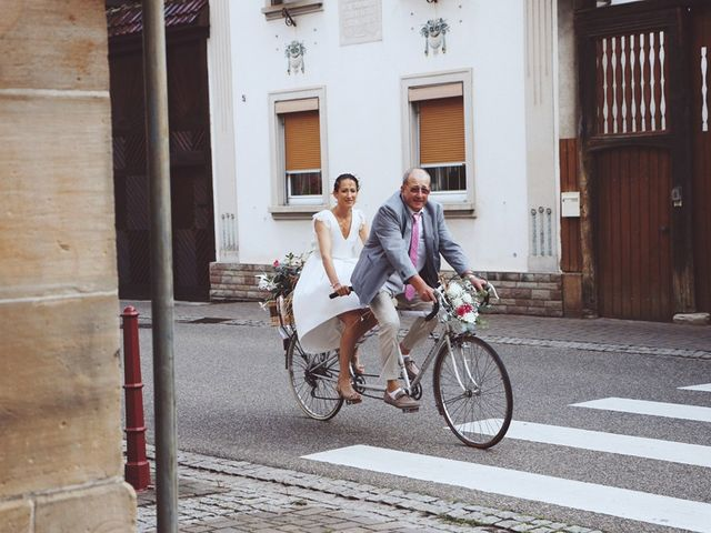 Le mariage de Florian et Adeline à Geispolsheim, Bas Rhin 3