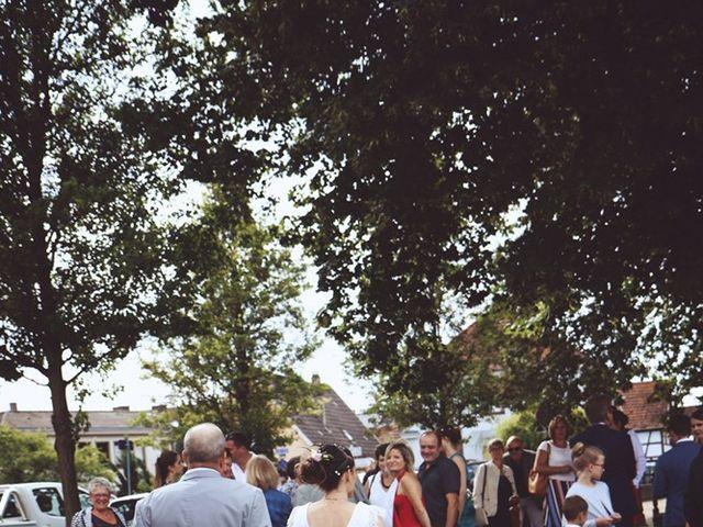 Le mariage de Florian et Adeline à Geispolsheim, Bas Rhin 5