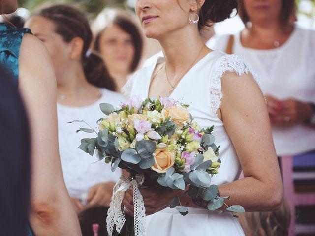 Le mariage de Florian et Adeline à Geispolsheim, Bas Rhin 8