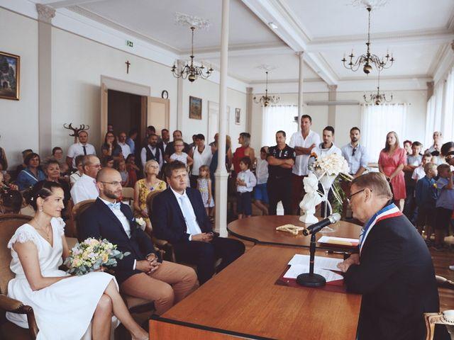 Le mariage de Florian et Adeline à Geispolsheim, Bas Rhin 11