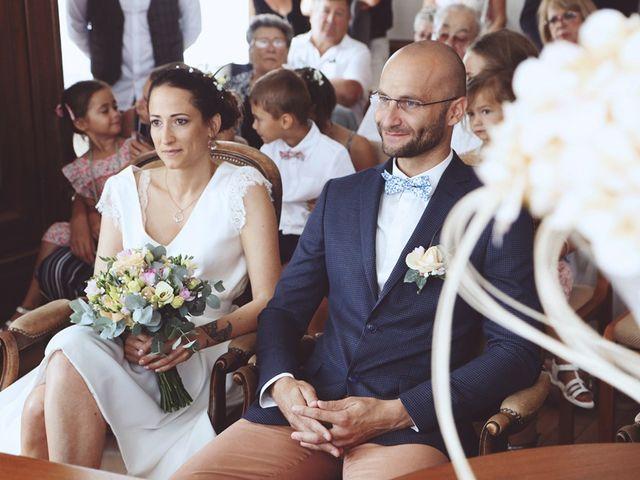 Le mariage de Florian et Adeline à Geispolsheim, Bas Rhin 13