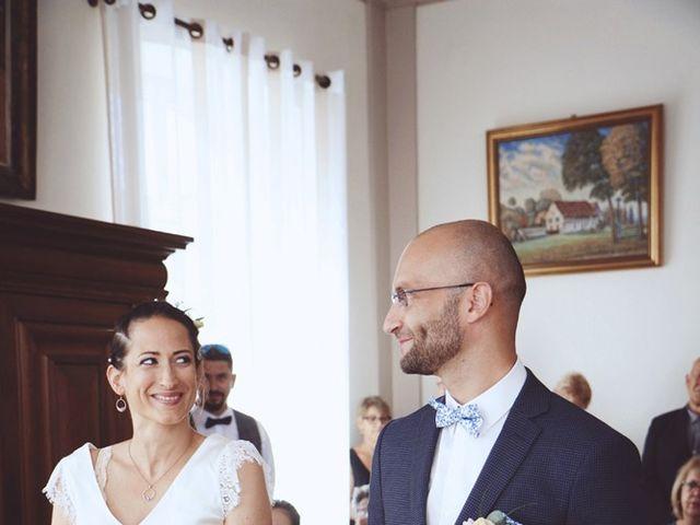 Le mariage de Florian et Adeline à Geispolsheim, Bas Rhin 14