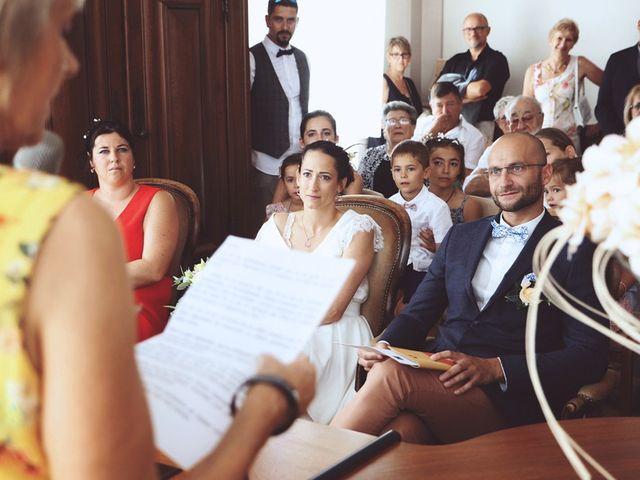 Le mariage de Florian et Adeline à Geispolsheim, Bas Rhin 19