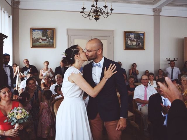 Le mariage de Florian et Adeline à Geispolsheim, Bas Rhin 21
