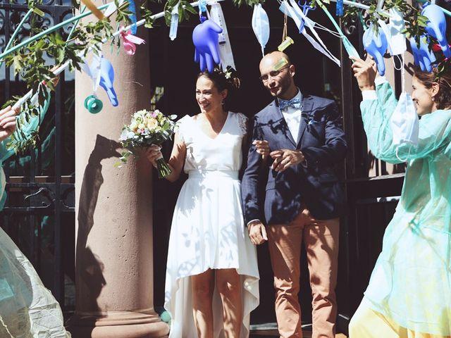 Le mariage de Florian et Adeline à Geispolsheim, Bas Rhin 22