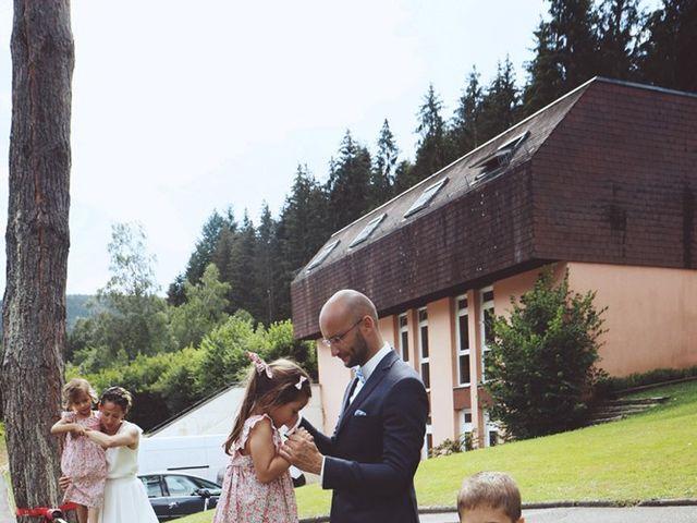 Le mariage de Florian et Adeline à Geispolsheim, Bas Rhin 54