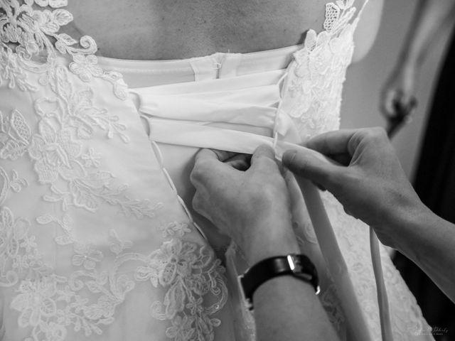 Le mariage de Julien et Anaïs à La Gaubretière, Vendée 14