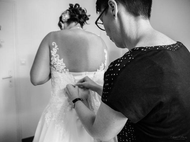 Le mariage de Julien et Anaïs à La Gaubretière, Vendée 15
