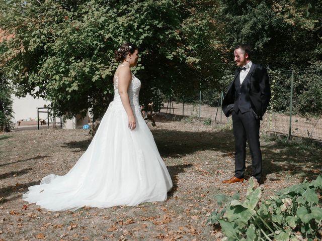Le mariage de Julien et Anaïs à La Gaubretière, Vendée 18