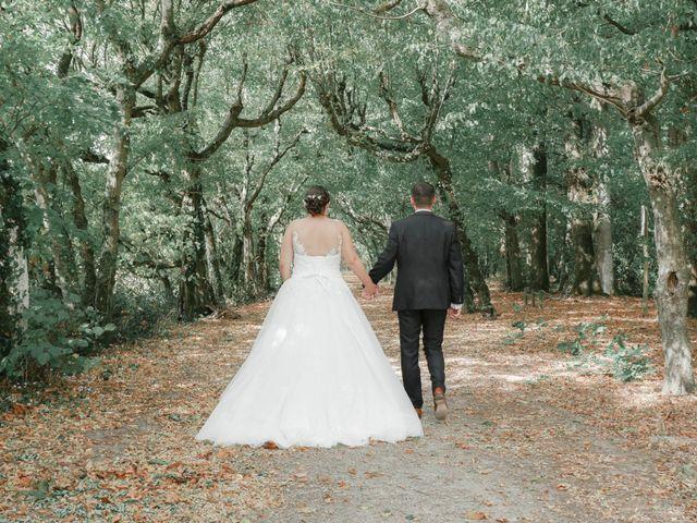 Le mariage de Julien et Anaïs à La Gaubretière, Vendée 20
