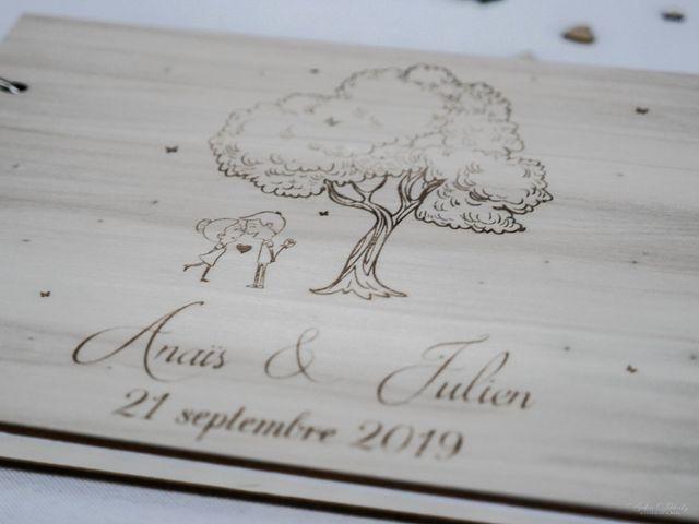 Le mariage de Julien et Anaïs à La Gaubretière, Vendée 28