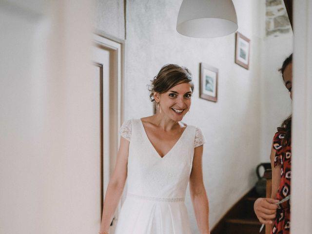 Le mariage de Mathieu et Anne-Charlotte à Saint-Pol-de-Léon, Finistère 11