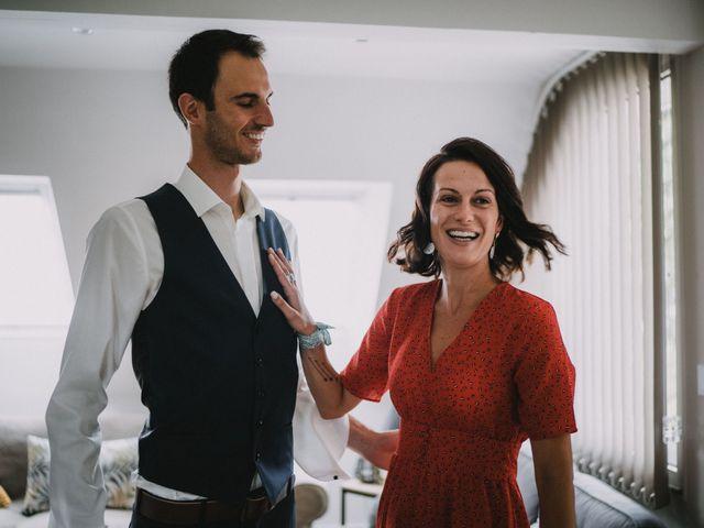 Le mariage de Mathieu et Anne-Charlotte à Saint-Pol-de-Léon, Finistère 17