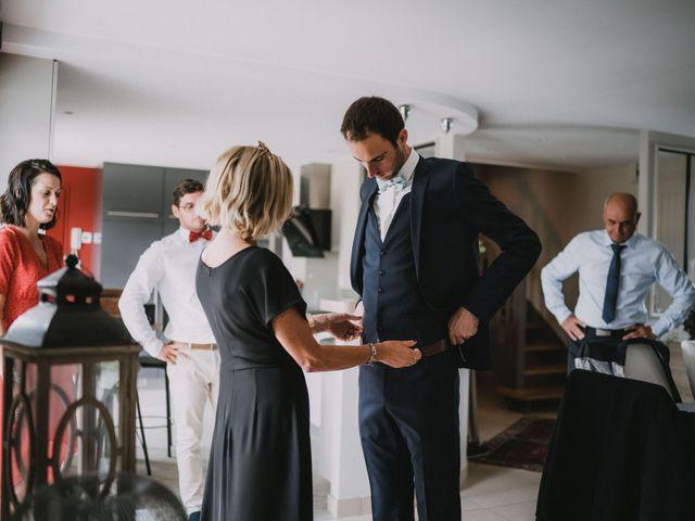 Le mariage de Mathieu et Anne-Charlotte à Saint-Pol-de-Léon, Finistère 19