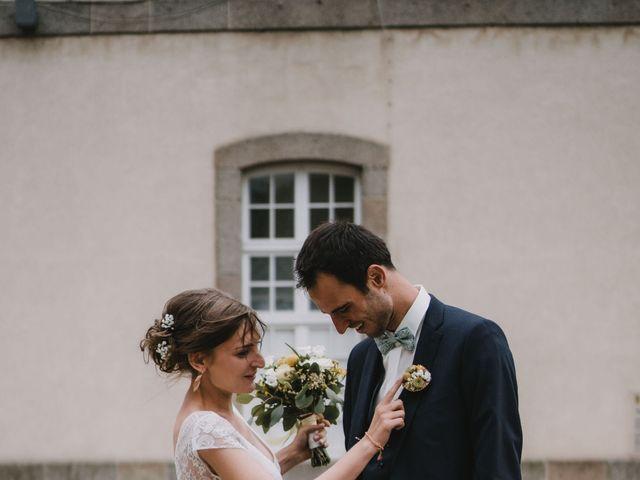 Le mariage de Mathieu et Anne-Charlotte à Saint-Pol-de-Léon, Finistère 37