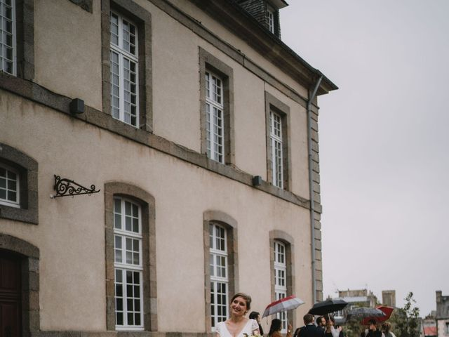 Le mariage de Mathieu et Anne-Charlotte à Saint-Pol-de-Léon, Finistère 42