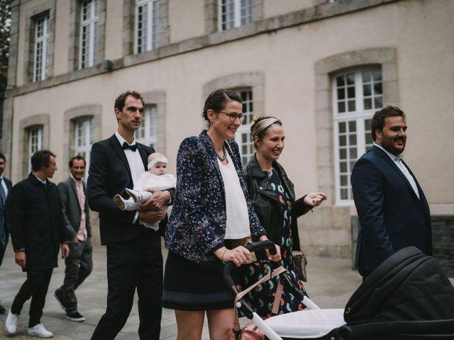 Le mariage de Mathieu et Anne-Charlotte à Saint-Pol-de-Léon, Finistère 46