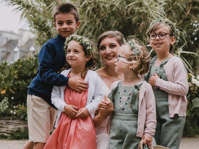 Le mariage de Mathieu et Anne-Charlotte à Saint-Pol-de-Léon, Finistère 49