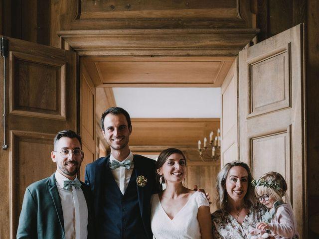 Le mariage de Mathieu et Anne-Charlotte à Saint-Pol-de-Léon, Finistère 90