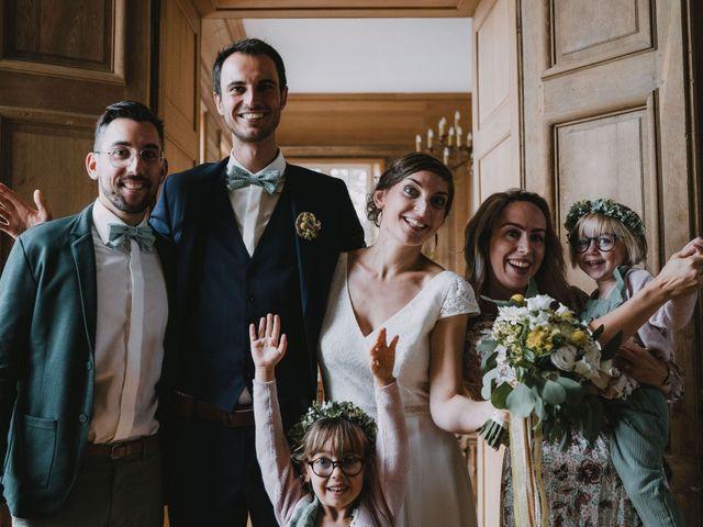 Le mariage de Mathieu et Anne-Charlotte à Saint-Pol-de-Léon, Finistère 91