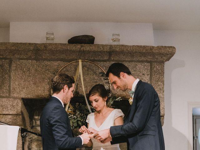 Le mariage de Mathieu et Anne-Charlotte à Saint-Pol-de-Léon, Finistère 145