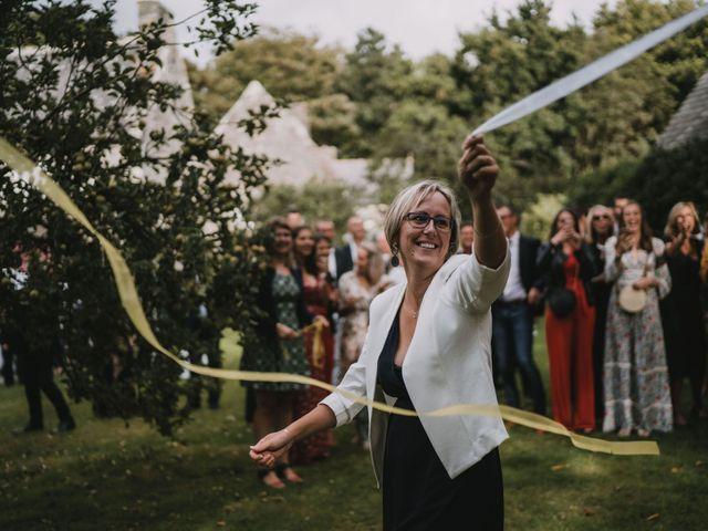 Le mariage de Mathieu et Anne-Charlotte à Saint-Pol-de-Léon, Finistère 201