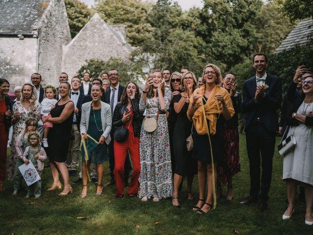 Le mariage de Mathieu et Anne-Charlotte à Saint-Pol-de-Léon, Finistère 203