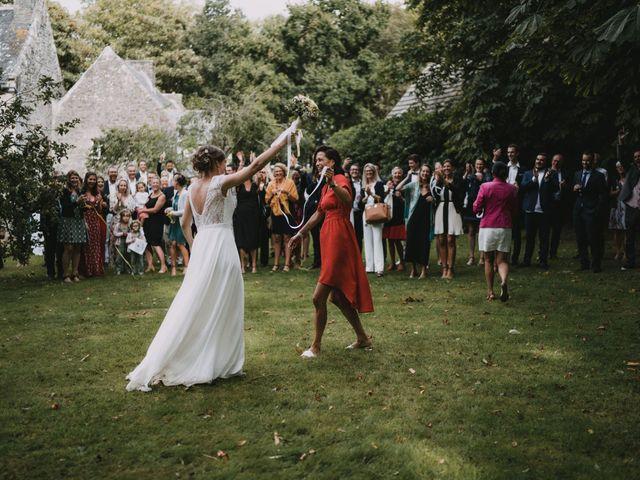 Le mariage de Mathieu et Anne-Charlotte à Saint-Pol-de-Léon, Finistère 207