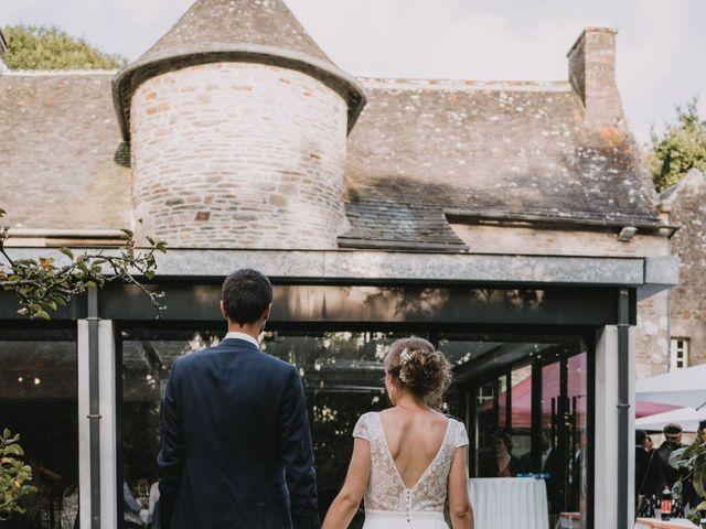 Le mariage de Mathieu et Anne-Charlotte à Saint-Pol-de-Léon, Finistère 239