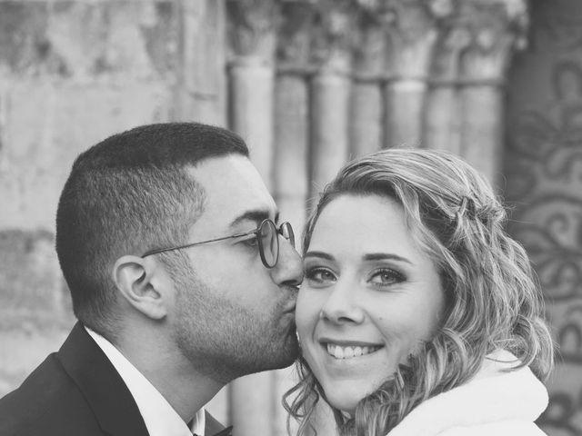 Le mariage de Farouk et Pauline à Chablis, Yonne 5