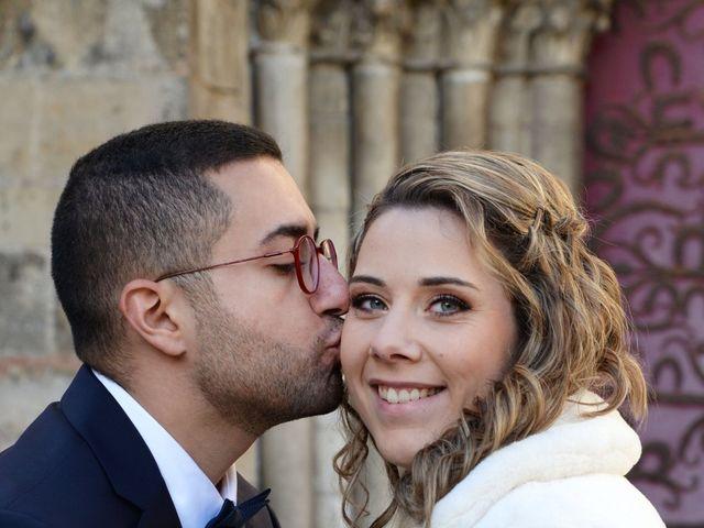 Le mariage de Farouk et Pauline à Chablis, Yonne 6
