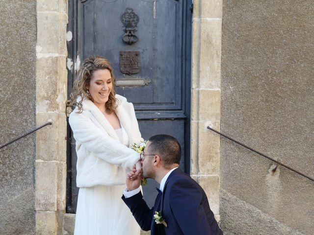 Le mariage de Farouk et Pauline à Chablis, Yonne 7